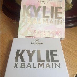 Kylie Balmain palette with box. Stunning